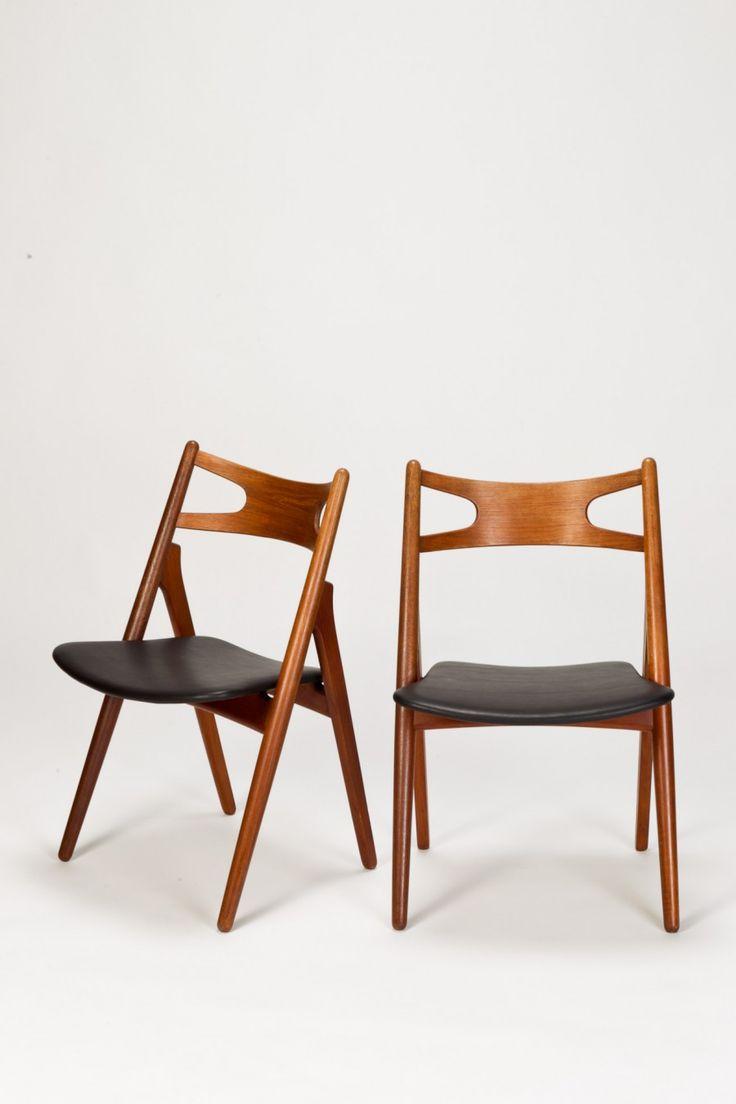 Bildresultat för the sawbuck chair