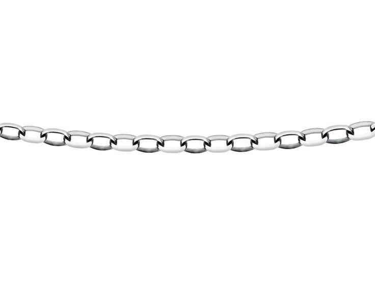 Łańcuszek srebrny - wzór AP19-395 / Apart