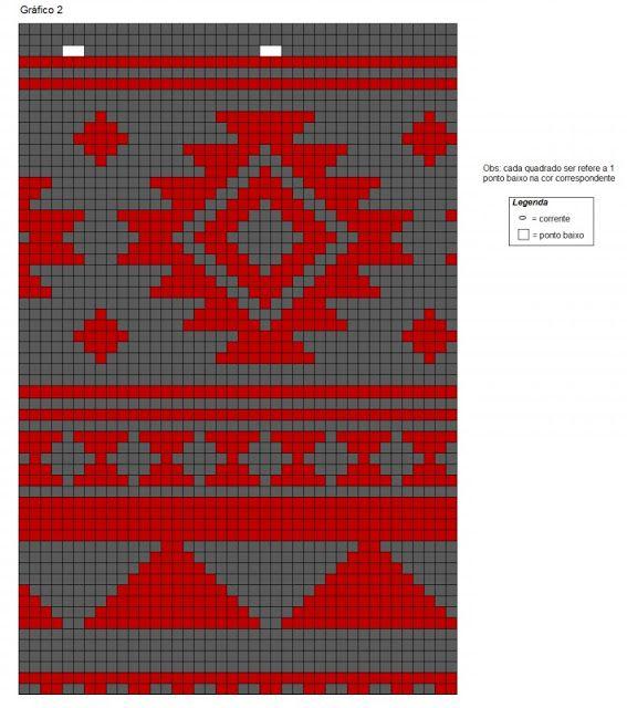 The Revenue Crochet: Bags Wayuu crochet - DIY