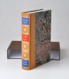 Rob Roy by Walter Scott - Folio society