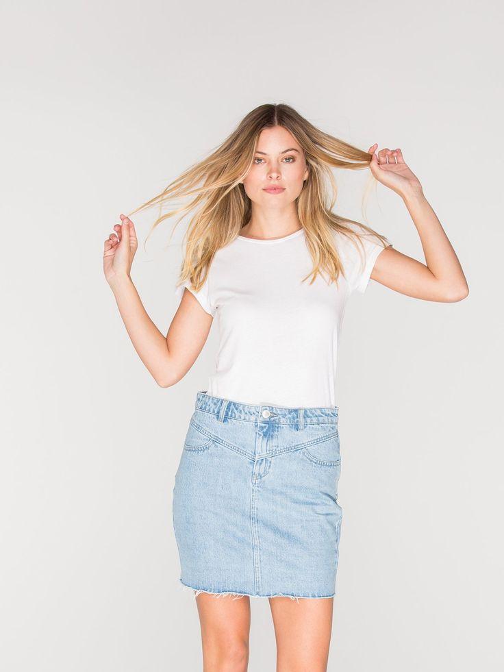 RES Denim - Jade Skirt Dreams