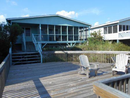 096 Pier Fun | Ocean Front West Vacation Rental | Sunset Beach, NC