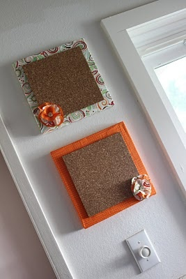 24 best images about bboards on pinterest fabric covered for Diy bulletin board for bedroom