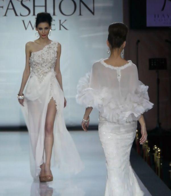 #BridalCollection #HayriParis #Couture #Original