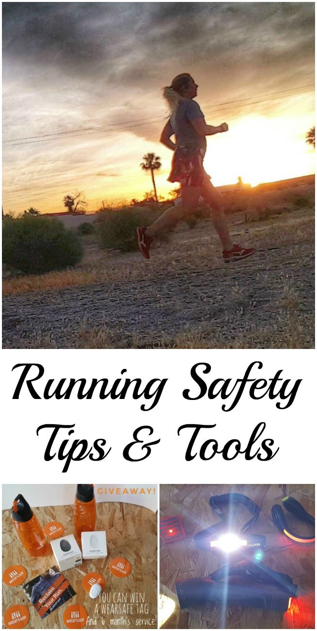 Be safe on the run! Here are some running safety tips and tools that will help keep you safe. #running #runningtips #runningsafetytips #runbetter #runningcoach