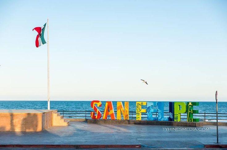 ¡Bueno días #SanFelipe!  #Baja #BC #BajaCalifornia #DiscoverBaja #DescubreBC #EnjoyBaja #DisfrutaBC #Verano #Summer #Enjoy #Disfruta #Vacaciones #Vacations  #Playa #Beach #Sea #Mar #Adventure #Aventura #Mexicali #México Inicia tu aventura visitando: www.descubresanfelipe.com  Foto por tyhinesmedia.com