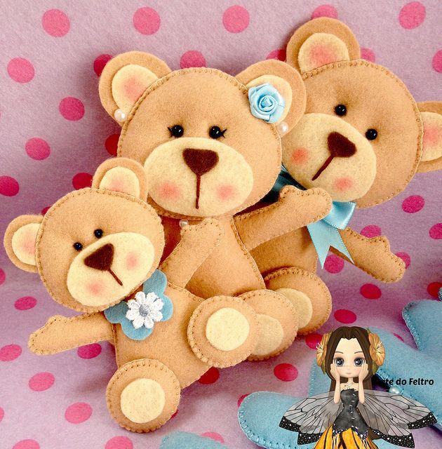 Familia Urso do Kayke | Flickr – Compartilhamento de fotos!