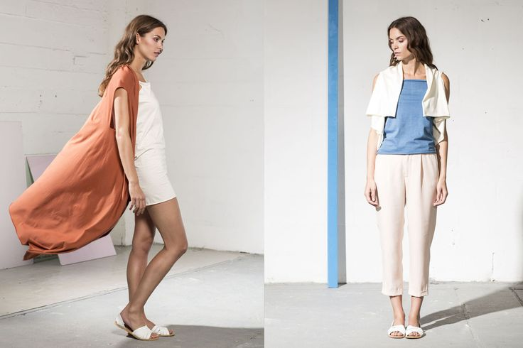 Elementum multifunctional knitwear from SS17. Organic clothes made in Europe. www.luxuryistohavesimplethings.com