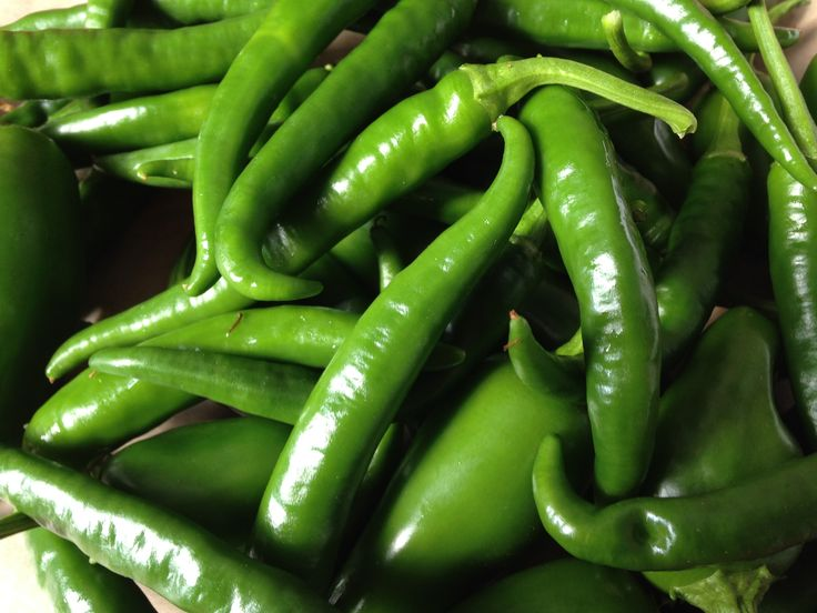 Chillies from Ward & Thompson on the Fylde