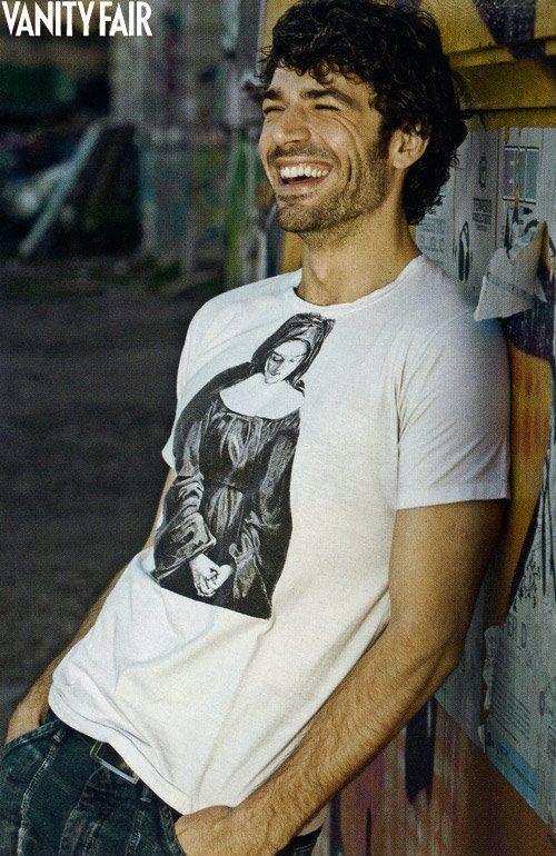 Luca Argentero  se tu non fossi sposato, ti sposerei io.