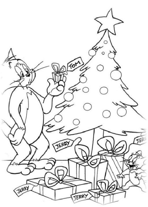 Tom Und Jerry Malvorlagen - Shamansdenbodyart