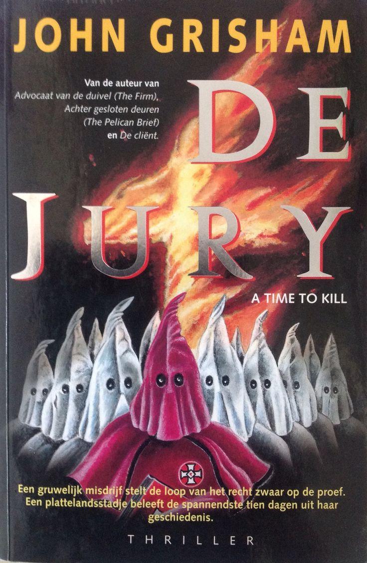 John Grisham: de jury (a time to kill)