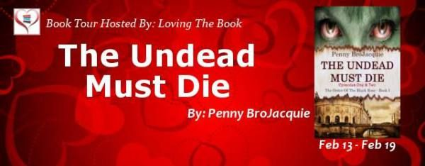 The very first official THE UNDEAD MUST DIE Book Tour has started off! On day One of the Book Tour, Spunky'N'Sassy are featuring an excerpt from Chapter Three. On SnoopyDoo's Book…
