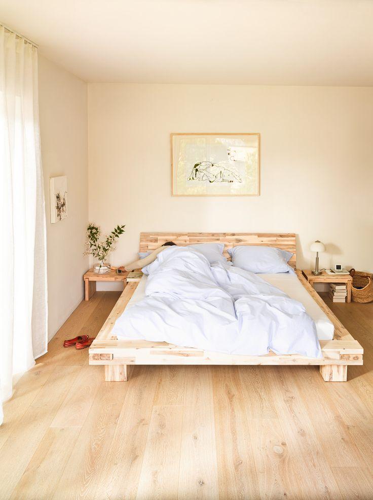 80 best Micasa Schlafen images on Pinterest Switzerland, Bedroom - wandfarbe im schlafzimmer erholsam schlafen