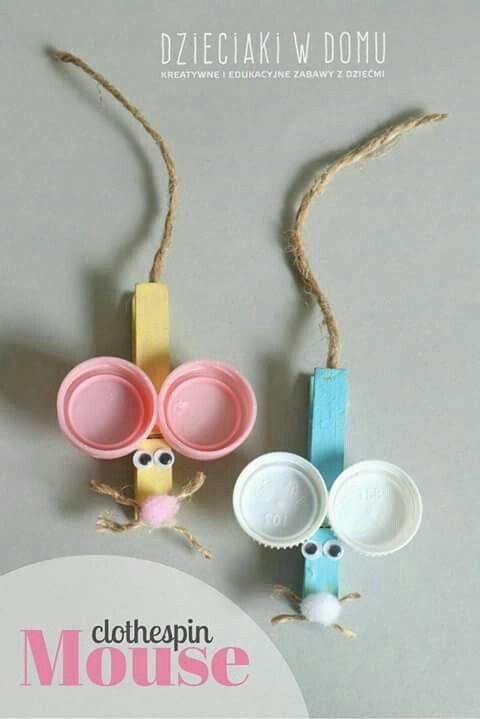 Ποντίκι με μανταλάκι