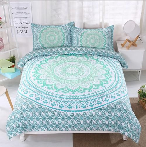 Nelle Boho Quilt Set - Pin for Inspo!