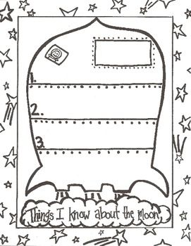 graphic organizers for elementary school writing activities