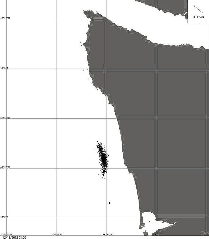 NOAA Model Shows Projected Path of Possible Japan Tsunami Dock off Washington Coast https://www.youtube.com/watch?v=Rj7tIH5iXxg