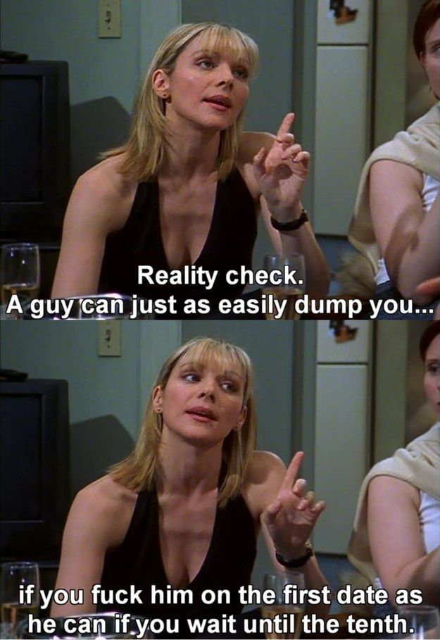 """Reality check. 