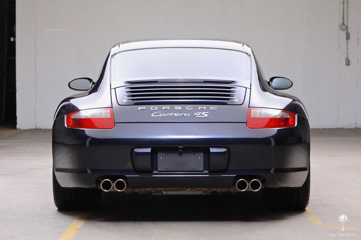 Cool Porsche: 2008 Porsche 911 Carrera 4S (997) - Sport Chrono / Turbo Wheels / For Sale | Mon...  Which 911...