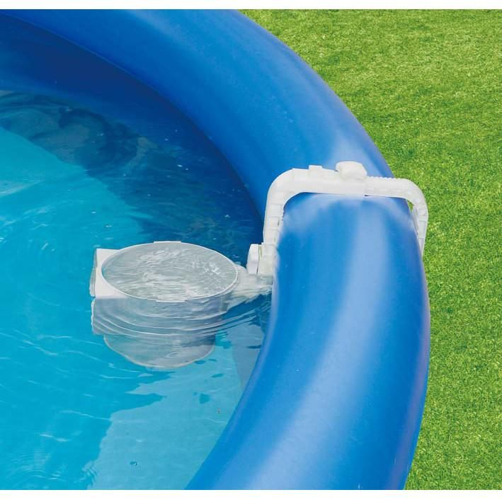 Surface Skimmer For Summer Waves Above Ground Pools In Ground Pools Above Ground Pool Summer Waves