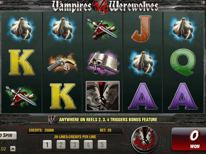 Vampires vs. Werewolves - http://freeslots77.com/pt/slot-vampires-vs-werewolves-gratis-online - http://freeslots77.com/pt