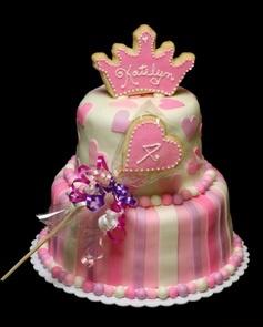 Princess Cake ( maybe my Katelyn....she'll be 10 , always my princess )