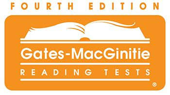 Gates-MacGinitie Reading Tests 4th Edition