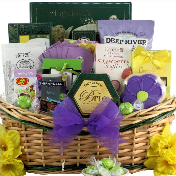 8 best gifts for the holidays images on pinterest help them share with friends and family this easter holiday the grand easter wishes easter gift basketsgourmet negle Choice Image
