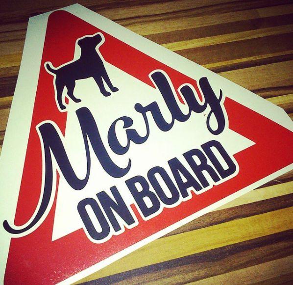 Nálepka Marly | Sticker Marly #nalepka #sticker #marly #marlyonboard #dogonboard #pesvaute #marlyvaute #nalepkanaauto #carsticker #dogsname #psijmeno #byblackberry #odblackberry #customized #customizedsticker #nazakazku #obojkyblackberry #blackberrycollars #jackrussellterier #jackrussell #jrt #bigsticker #velkanalepka #reallybig #nice #new #opravduvelka #perfectworkby@esjedna