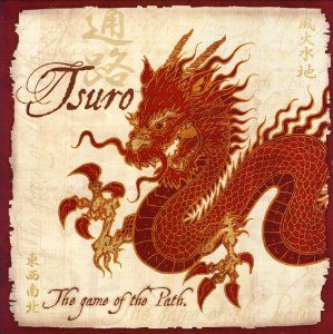 October 2015 - What I'm Playing - Board Games - Tsuro: The Game of the Path - This is such a simple game. You get a few tiles and a game piece. Your goal is to move your game piece on the board -- along the path you create using the titles in your hand -- without getting kicked off. (not an affiliate link, endorsement, or sponsorship) #Boardgames #FamilyNight #Games