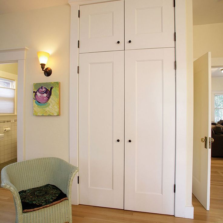 airing cupboard door ideas 1