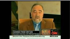 DRUDGE REPORT 2016® She-riah law: Hillary kept Michael Savage on hate list.