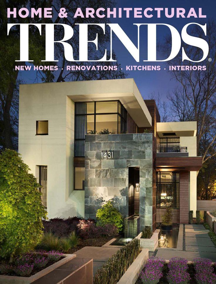 30 Small Modern Bathroom Ideas: HOME & ARCHITECTURAL TRENDS USA Vol 30/05