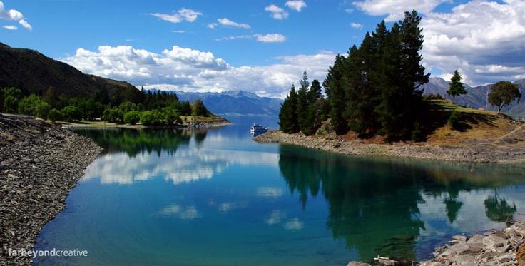 KL2021 - Lake Hawea, Queenstown Lakes, Otago -  Copyright © 2012 Far Beyond Creative