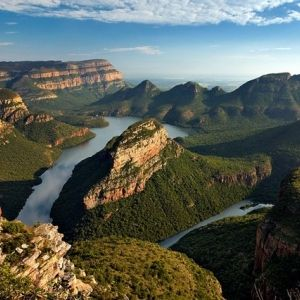 Blyde river Canyon in South Africa http://www.naturescanner.nl/afrika/zuid-afrika/blyde-river-canyon