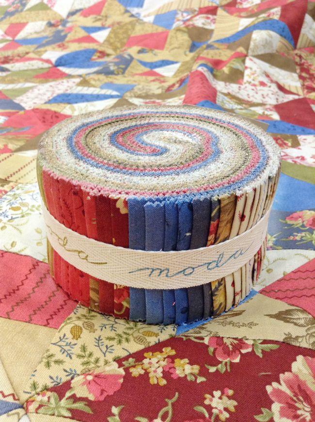 Meadow JR quilt