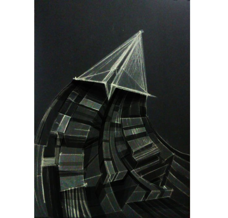 #illustration #paper airplane  #graphics #black