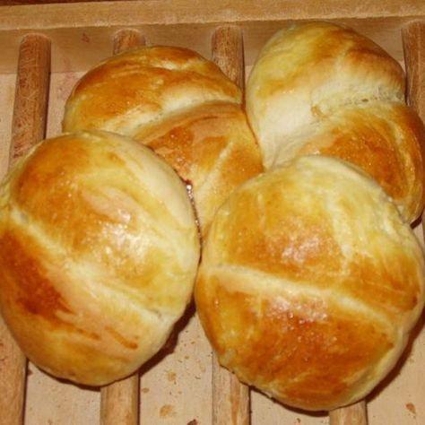 Petits pains au lait en 15 min