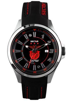 Relógio Sector 290 Black SLB - Edição Especial Sport Lisboa Benfica - R3251290005