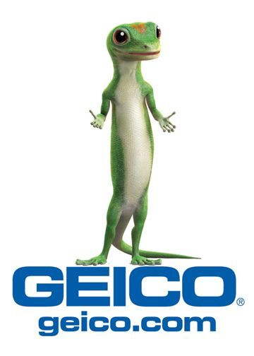 Geico Quote Auto Beauteous 32 Best Mascots Geico Images On Pinterest  Geckos Chameleon And