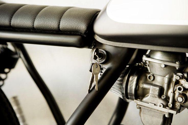 """Yamaha SR 250 - CRD#6 """"Cream City Bike"""" / Encargos de otros clientes / motos / Home - Cafe Racer Dreams"""