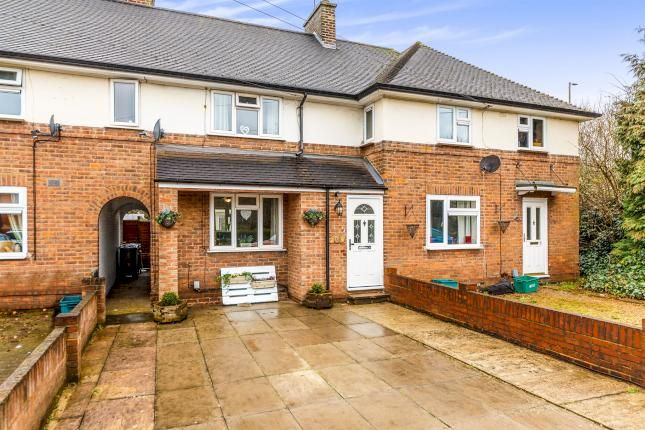 2 bed terraced house for sale in Alexander Road, London Colney, St. Albans