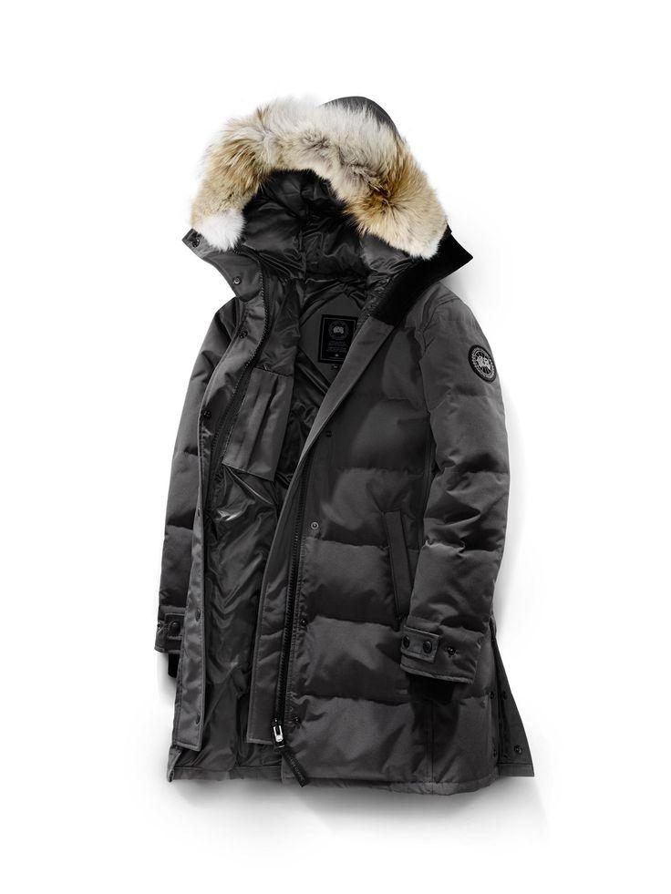 Shelburne Parka Black Label   Canada Goose