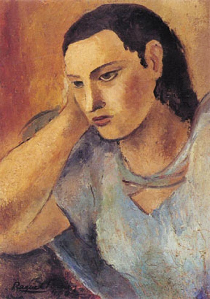 Cabeza de mujer (1929) Raquel Forner