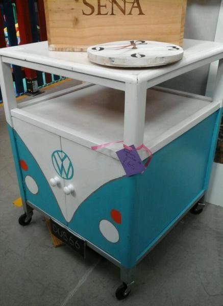 VW Volkswagen Camper cupboard