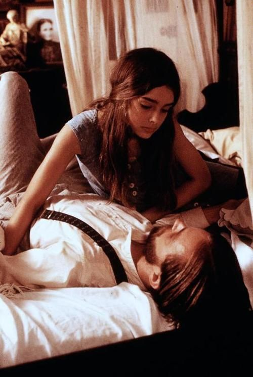 Pretty Baby (1978) Brooke Shields