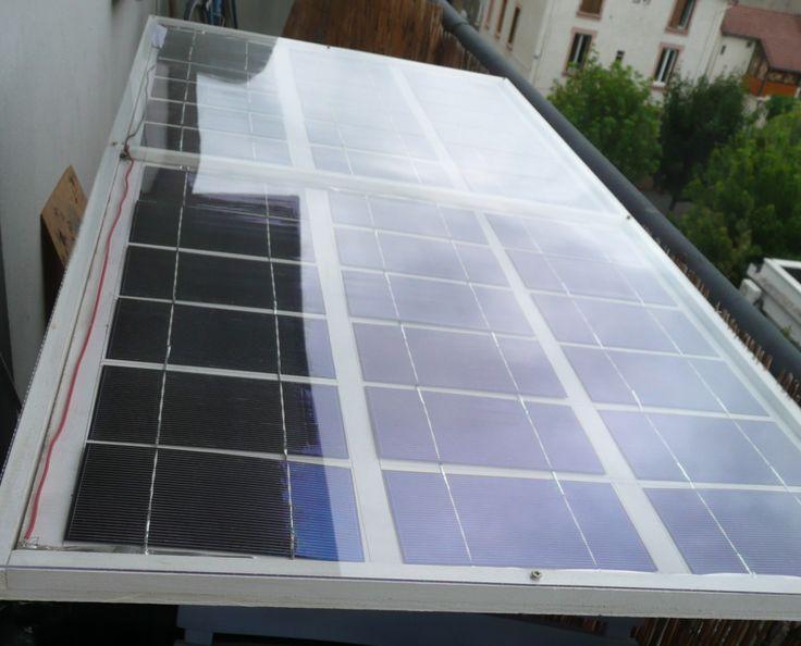 Panneau photovoltaique maison