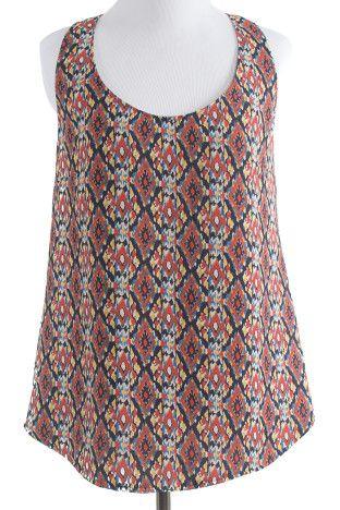 Indiesew.com | Ella Top Sewing Pattern by Liola Patterns - $9 | Indiesew.com