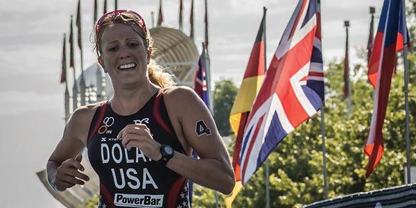 Following a difficult race at ITU Chicago, College Recruitment Program athlete Erin Dolan rebounded for a podium finish at the Toronto Continental Cup.